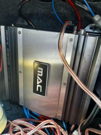 Sprzedam wzmacniacz Mac Mpx 2500