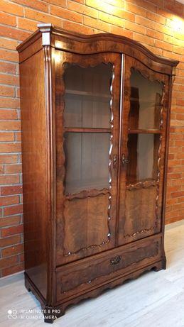 Ekskluzywna biblioteka Ludwik Filip antyk