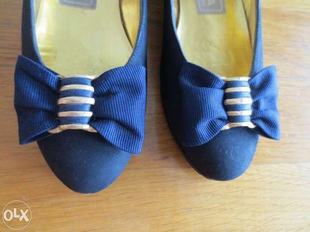 Sapatos Azuis Tam.35