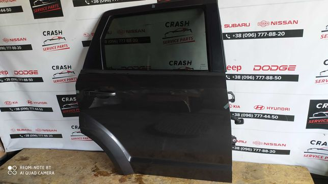 Дверь задняя правая Dodge Journey 2012-2019р (PAU)