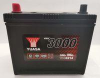 Akumulator YUASA YBX3214 60Ah 540A Promocja!!!