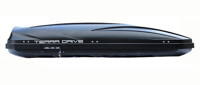 Багажник бокс на крышу машины Terra Drive Thule Turtle Amos. Автобокс