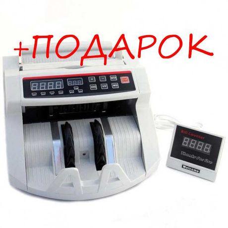 Счетная машинка для денег(2ная детекция) + Подарок детектор валют