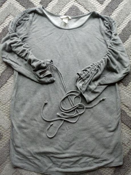 Bluzka, tunika ciążowa h&m
