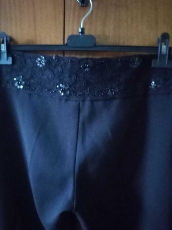 Spodnie na kancik