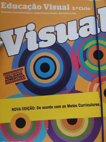 Educação Visual 3°Ciclo Manual