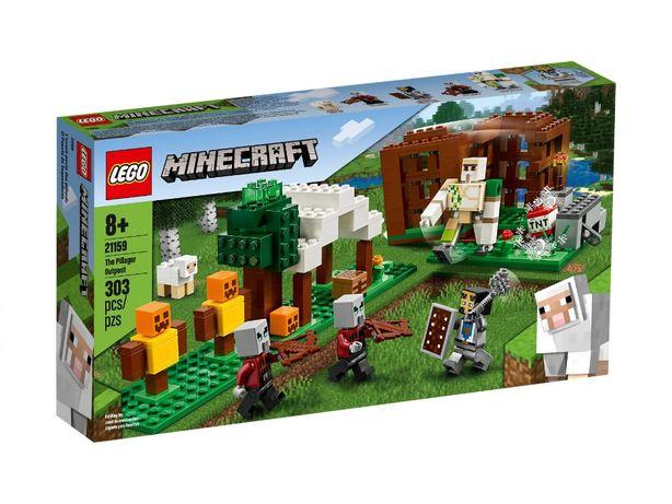 Nowe LEGO 21159 Kryjówka rozbójników(dowóz gratis)