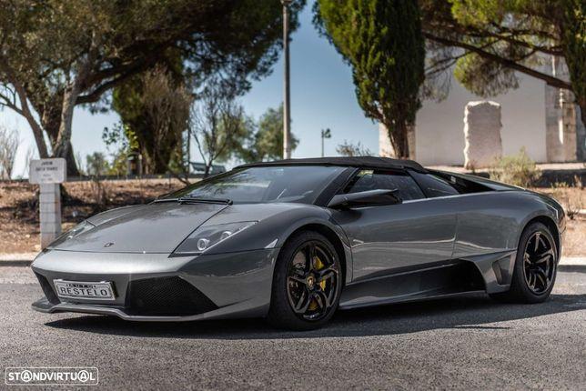 Lamborghini Murcielago Roadster 6.5 V12 LP640