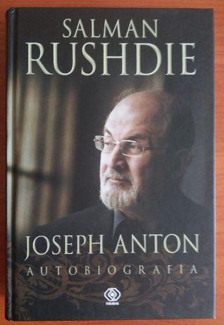 Joseph Anton Autobiografia - Salman Rushdie