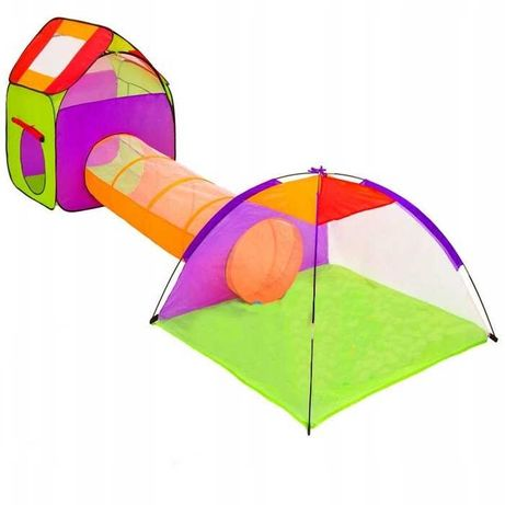PLAC ZABAW namiot dziecięcy SUCHY BASEN na piłeczki