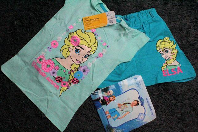 Костюм ( футболка, юбка) Disney 122/128 рост