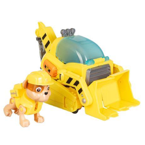 Набор щенячий патруль герой с машинкой