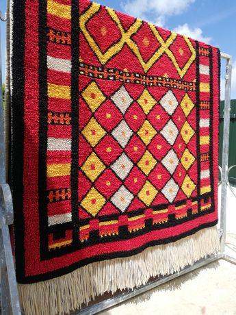 Grande tapete / carpete 100% lã