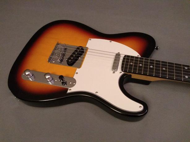 Harley Benton TE-20 SB-gitara elektryczna-typ Telecaster