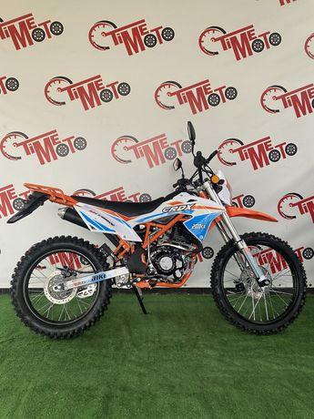 Мотоцикл Ендуро CRDX 200 Кросс Skybike Geon Kayo Kovi