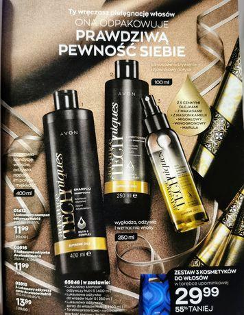 Zestaw 3 kosmetyków do włosów  AVON w CENIE 29.99 zł