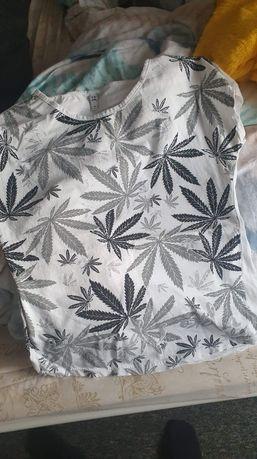 T shirt koszulka marichuana