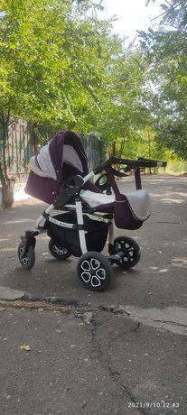 Продам б/у коляску Baby Marlen