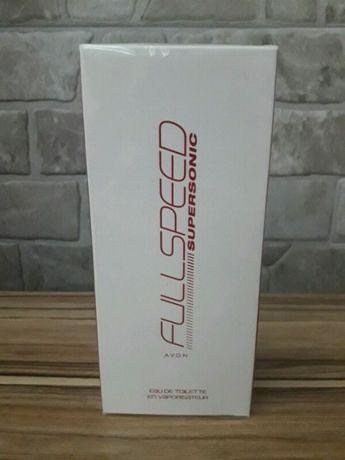 Туалетная вода мужская Full speed supersonic 75 мл