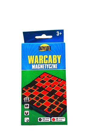 Nowe WARCABY magnetyczne