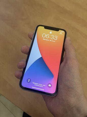 iPhone 11 белый 64 Gb Идеал Батарея 100%