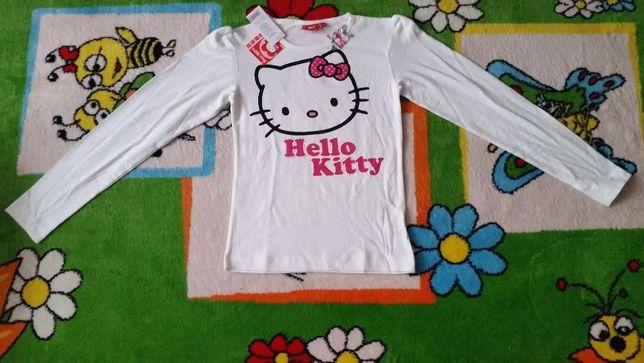 Koszulka HELLO KITTY Bluzka długi rękaw roz. 152