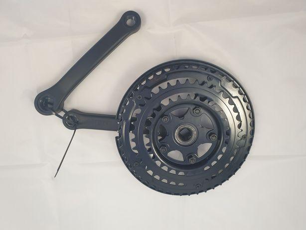 Mechanizm korbowy Haiwey 48x38x28 170mm, stalowa