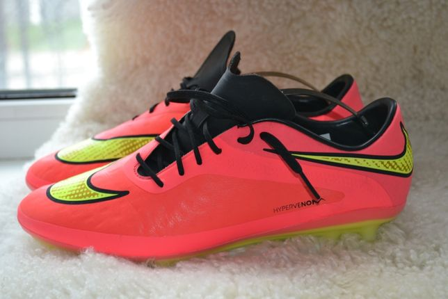 Nike hypervenom 41р бутсы шиповки копы бампы