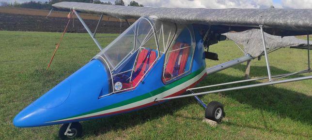 Самолет FireFox 2000г.в. Италия, СЛА