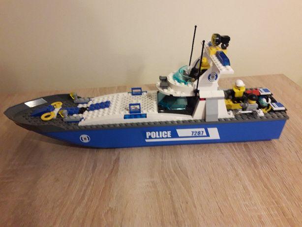 Sprzedam LEGO City 7287 Łódź Policyjna