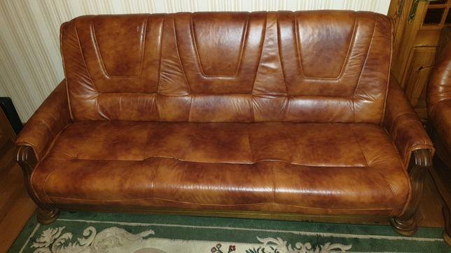 Sprzedam zestaw wypoczynkowy kanapa + 2 fotele