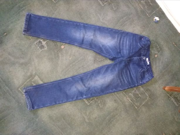 Продам Джинсовые теплые штаны