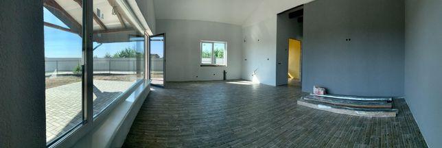 Новый Дом с ремонтом. 2020 год. У соснового леса. Путровка