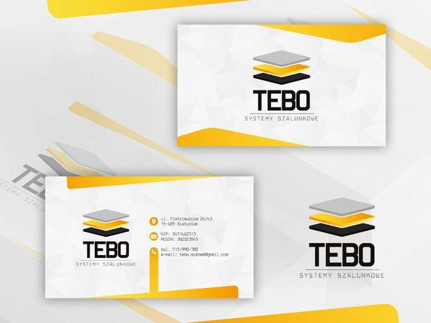 Projektowanie: logo, wizytówki, ulotki, reklamy, banery, grafiki