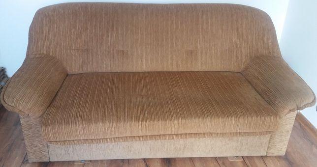 Sofa dwuosobowa, rozkładana