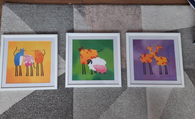 Grafiki dla dzieci, obrazki. Do pokoju dziecięcego.