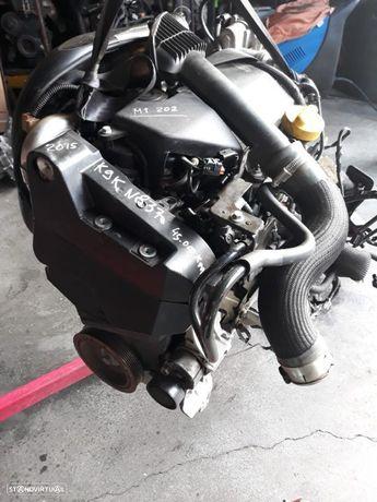 RENAULT MEGANE 3/III 2015 MOTOR 1.5 DCI K9K N837  MT202
