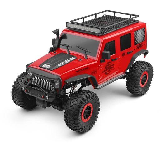 RC Jeep Crawler (RTR) 1:10 2,4G 4WD 2CH 2,4 GHz