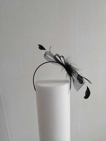 Шляпка - обруч (ободок) на волосы