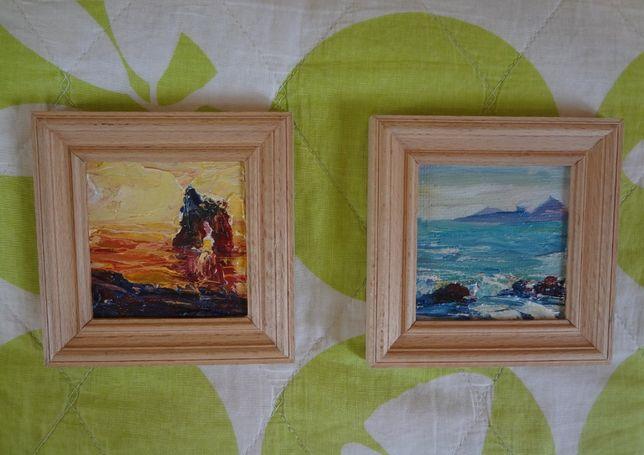 Картины морские пейзажи