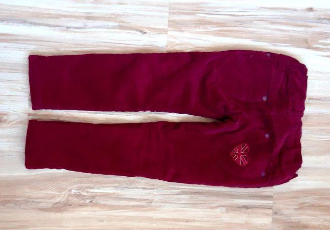Штани, брюки вельветові утеплені флісом