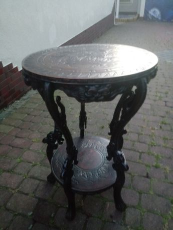Stary stolik kawowy