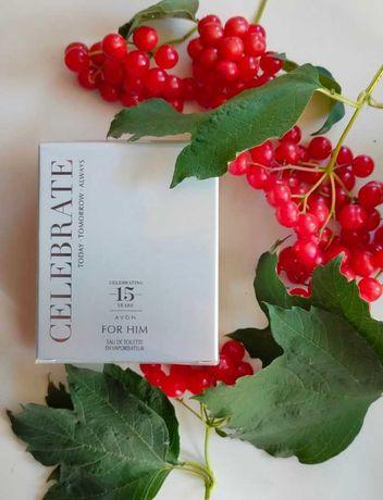 Today  Celebrate 75 мл, оригинал, мужской парфюм, Тудей, Тодей