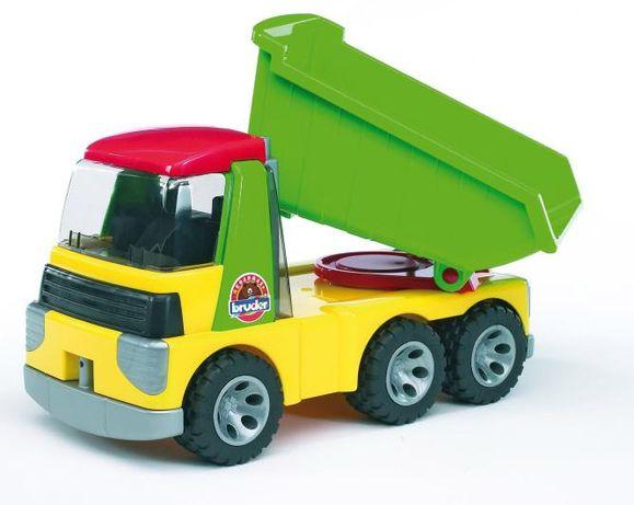 BRUDER Roadmax ciężarówka wywrotka dla najmłodszych