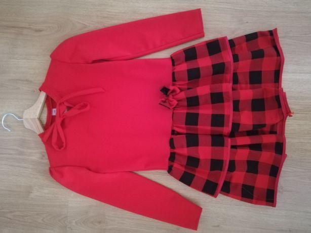 Sukienka rozmiar 146