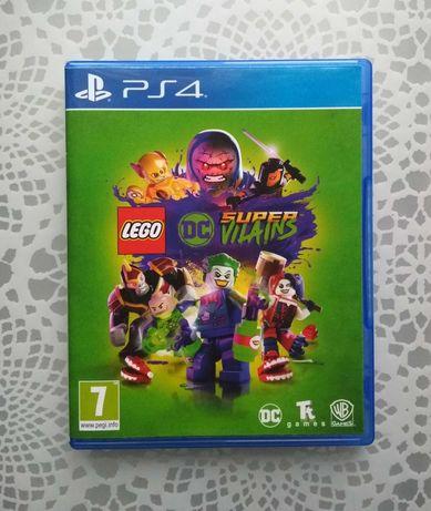 Gra przygodowa PS4 PS5 Lego DC Super-Villains Złoczyńcy PlayStation