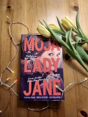 książka Moja Lady Jane - Cynthia Hand, Brodi Ashton, Jodi Meadows
