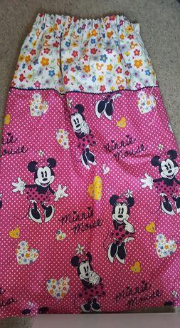 Mickey Minnie-Sliczne zaslony 135 x 165