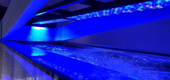 2x Leds aquário marinho