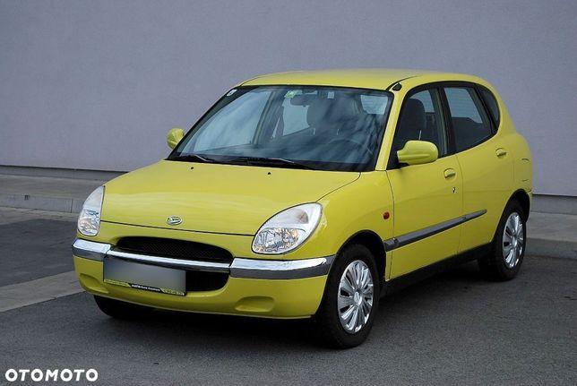 Daihatsu Sirion Automat Benzyna Serwisowany Sprowadzony Opłacony
